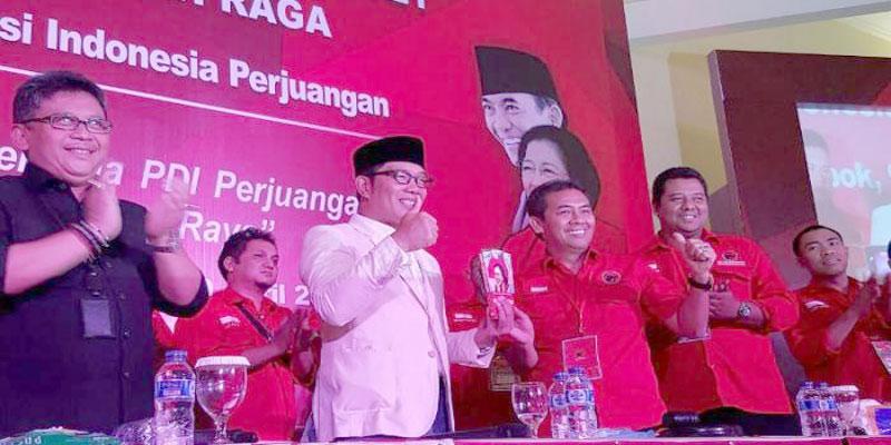 Kreativitas Ridwan Kamil seperti Bung Karno Kekinian