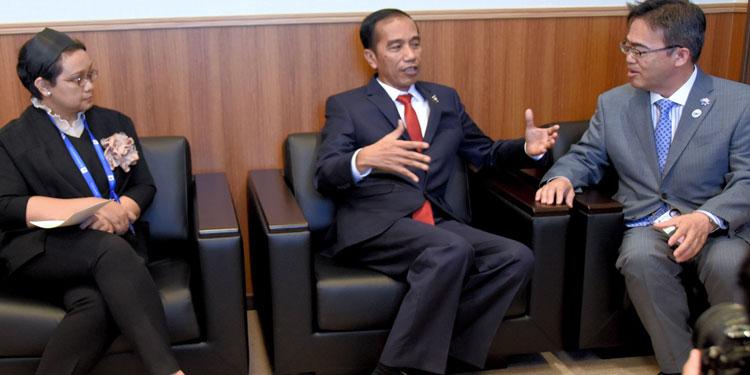 Ketika Presiden Jokowi Melayani 50 Wartawan Cilik