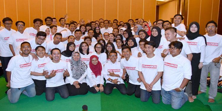 Jokowi Ajak Netizen Dinginkan Suasana lewat Media Sosial