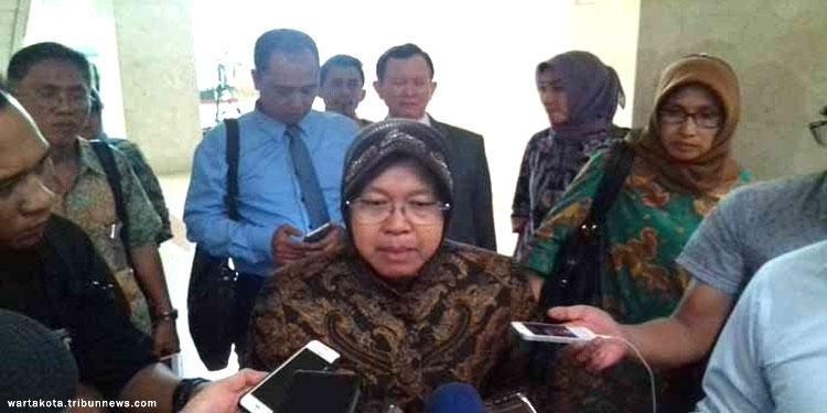 Risma Pastikan Harga Sembako di Surabaya Stabil Selama Ramadan
