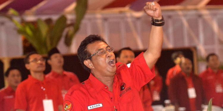 Amankan Suara Gus Ipul-Mbak Puti, PDIP Surabaya Siapkan 5.000 Tentara Partai