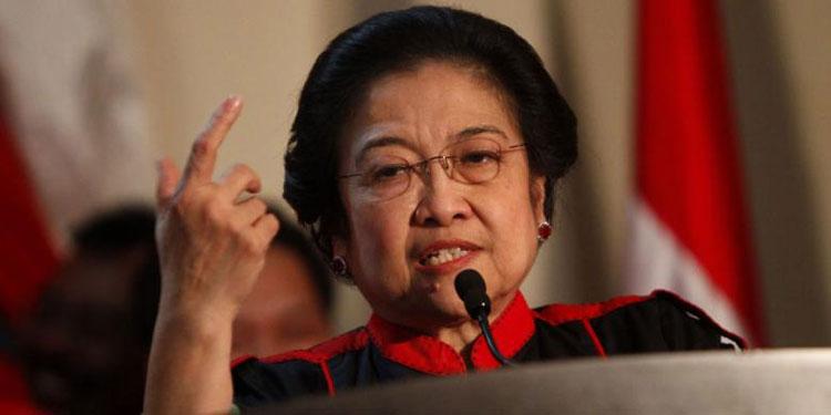 Minta Kader Kerja Keras, Megawati: Jangan Hanya Duduk Menunggu Hasil Survei