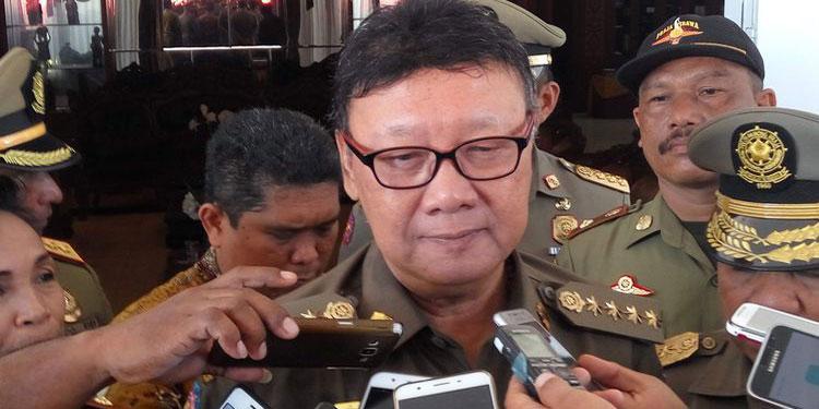 Tjahjo Minta Bupati-Wali Kota Segera Pecat PNS Koruptor