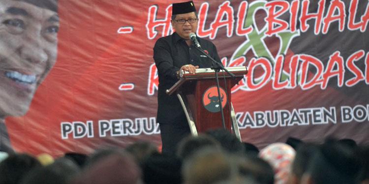 PDIP-NU Selalu Bersinergi Jaga Semangat Islam Rahmatan Lil 'Alamin