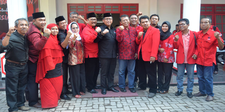 Kusnadi: Kader PDI Perjuangan Harus Pimpin Bondowoso