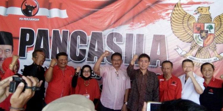 Mantan Wali Kota dan Anggota DPRD Berebut Rekom PDI Perjuangan