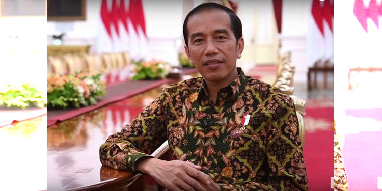 Jokowi: Saya Juga Ingin Pasang Foto Aneh-aneh, tapi Nanti Dibilang Narsis