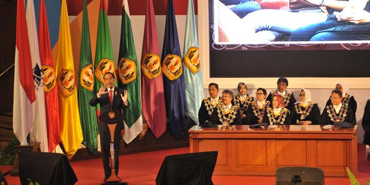 Presiden Jokowi Mengaku Dikomplain Soal Raisa