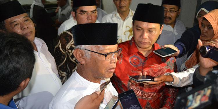 Soal Cawagub, Kyai Anwar: Siapa yang Ditunjuk Ibu Mega, Kami Dukung