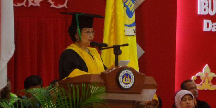 Megawati Ingin Ada Lembaga Riset Nasional
