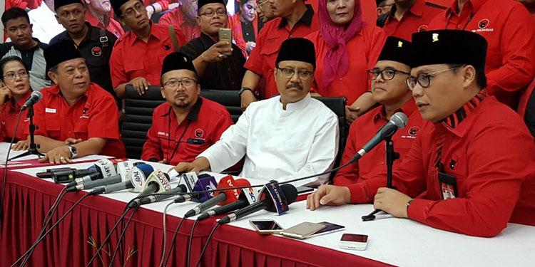Bupati Anas Diangkat jadi Ketua Bamusi Jatim
