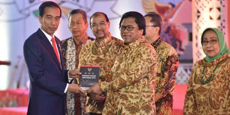Robotik Hilangkan 56% Lapangan Kerja, Jokowi: Jangan Sampai Terjadi di Indonesia