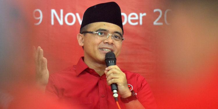 Kunjungi 3 DPC PDIP, Anas Ingatkan Kampanye Kreatif, Bukan Adu Domba