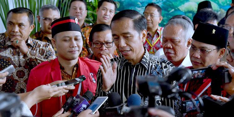 Soal Pemanggilan Tersangka Kasus e-KTP, Jokowi: Ikuti Aturan Undang-Undang