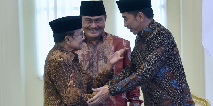 Jokowi Terkejut, Jengkel, dan Dongkol dengan Sikap AS yang Akui Yerusalem