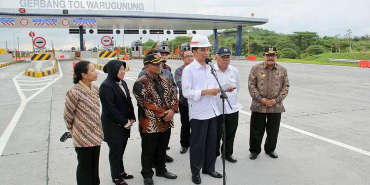 Jalur Merak-Surabaya Ditargetkan Tersambung Tol Tahun 2018