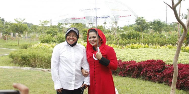 Cerita Bu Risma Turunkan Angka Kemiskinan di Surabaya