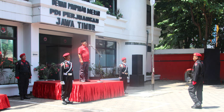 Kusnadi: 2018, PDIP Bakal Ukir Sejarah Menangkan Pilgub Jatim
