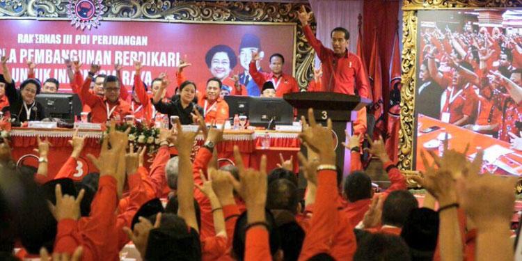 Legislator: Memenangkan PDIP di Pileg dan Memenangkan Jokowi Satu Hembusan Nafas
