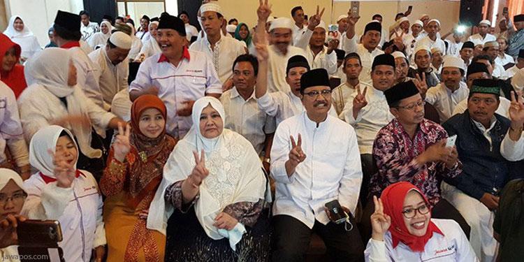 Jawara Siap Antarkan Gus Ipul-Mbak Puti Pimpin Jawa Timur