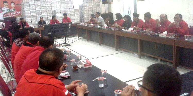 Gus Ipul-Mbak Puti Dapat Suntikan Energi dari DKI Jakarta