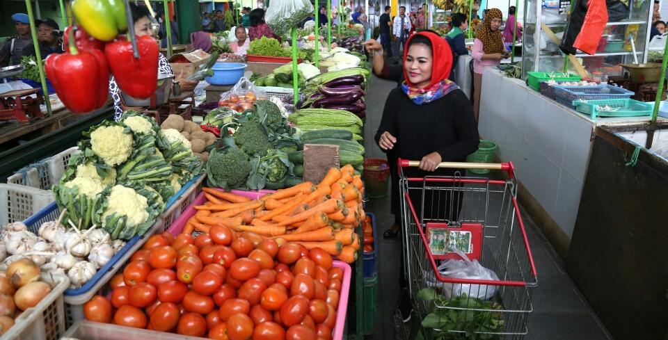 Puti Siap Sinkronkan Pasar Tradisional dengan Program Seribu Dewi