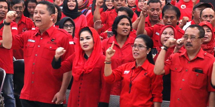 PDIP Surabaya Konsolidasikan Pemenangan Pilgub hingga Anak Ranting