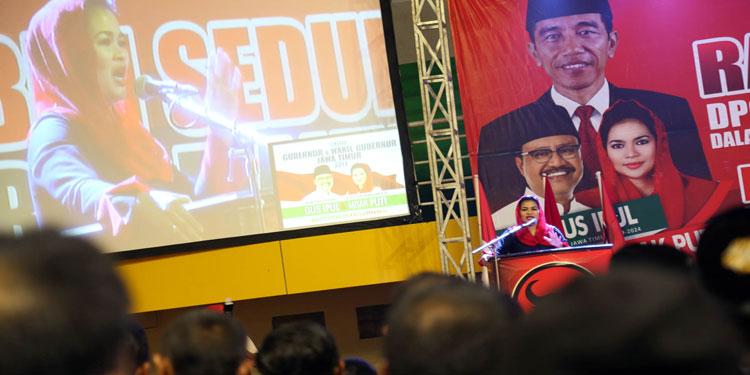 Dukungan Jokowi Sumbangan Besar untuk Kemenangan Gus Ipul-Mbak Puti