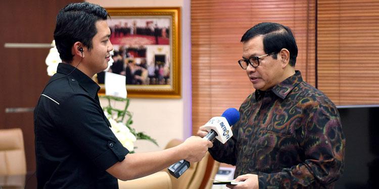 Soal Kunjungan ke Afghanistan, Seskab: Presiden Jokowi Tidak Punya Rasa Takut