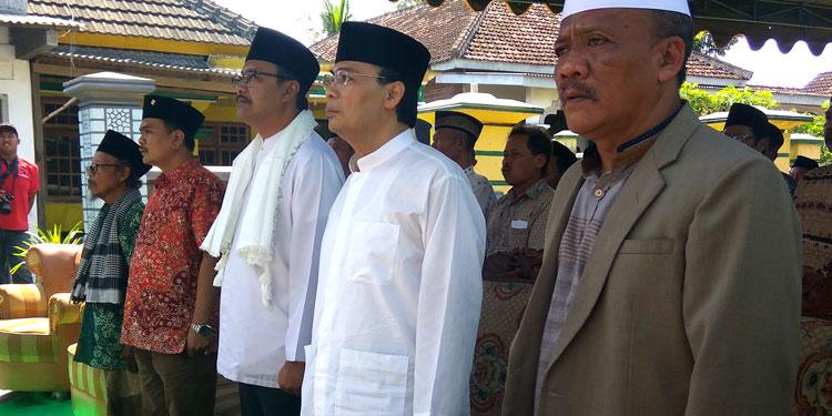 Ribuan Kyai Kampung di Kediri Merapat ke Gus Ipul-Puti Guntur