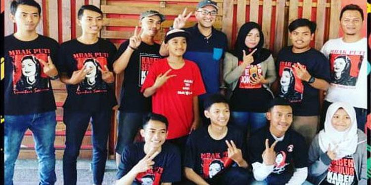 Pelajar, Guru Muda, Hingga Dangduters Sidoarjo Dukung Gus Ipul-Mbak Puti