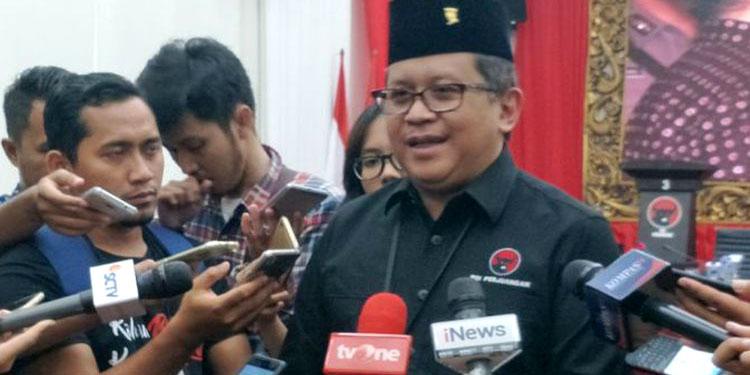 PDIP: Jangan Jadi Cawapres Jokowi kalau Keliling Indonesia Saja Belum