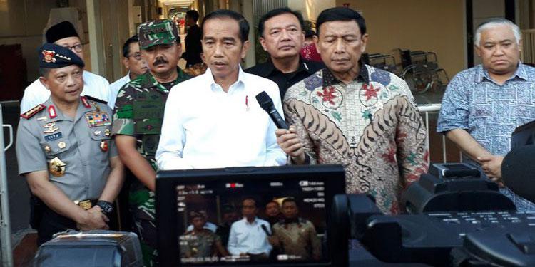 Legislator: Jokowi Pasang Badan untuk Melawan Terorisme