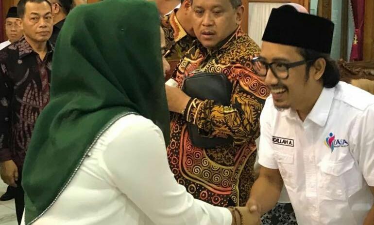 Siap Menangkan Jokowi, Bravo-5 Perkuat Kemenangan Gus Ipul-Puti