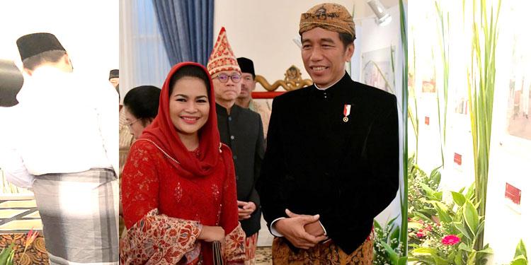 Jokowi Minta Puti Turut Aktif Menjaga Pancasila