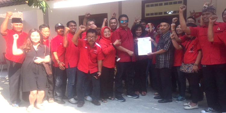Berkas Caleg Dinyatakan Lengkap, Ketua PDIP Kota Kediri: Alhamdulillah