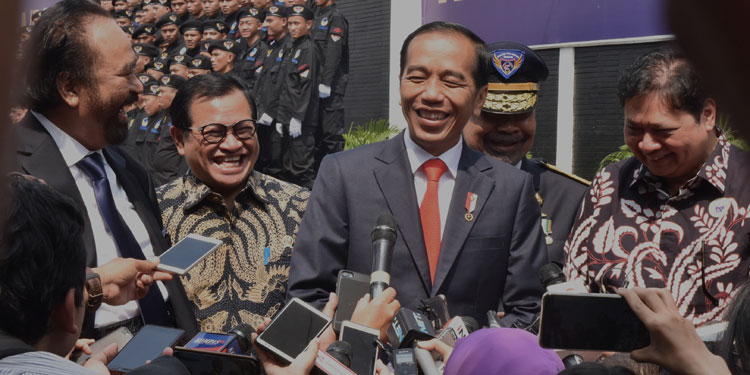 Negosiasi Perlu 3,5 Tahun, Jokowi: Soal Freeport, Jangan Malah Bicara Miring-Miring