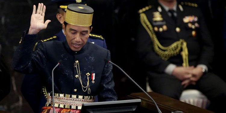 Jokowi: Mbok Sabaaarrr….