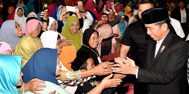Jokowi: Berprasangka Baik Adalah Budaya dan Etika Bangsa Indonesia