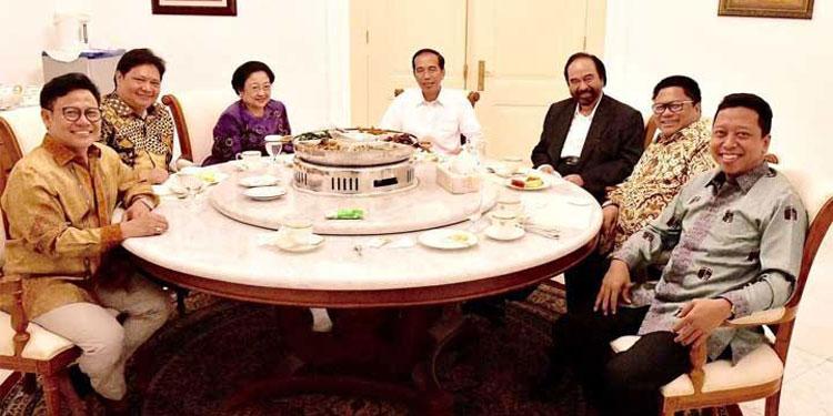 Jokowi: Tak Ada Istilah Jatah-jatahan Kursi Menteri