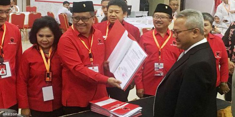 Dua Menteri Kader PDIP Jadi Caleg DPR