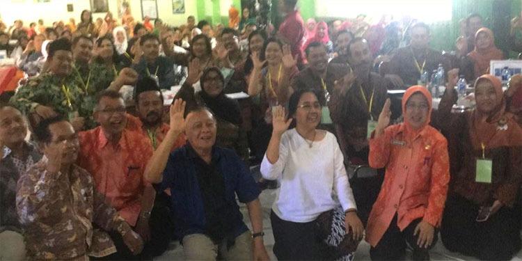 Yayasan Pawyatan Kediri Jadikan Pancasila sebagai Orientasi Pembentukan Karakter Siswa