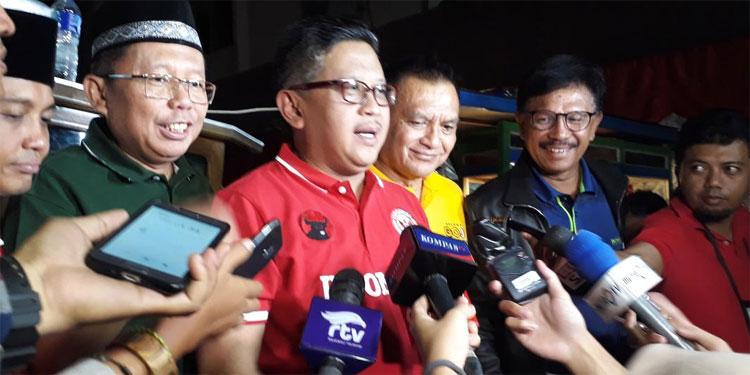 Gugat Kepala Daerah Pendukung Jokowi, TKN: Tim Prabowo-Sandi Makin Panik