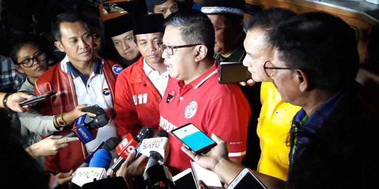 TKN: Prabowo-Sandi Kebobolan di Jabar, Gagal di Jateng
