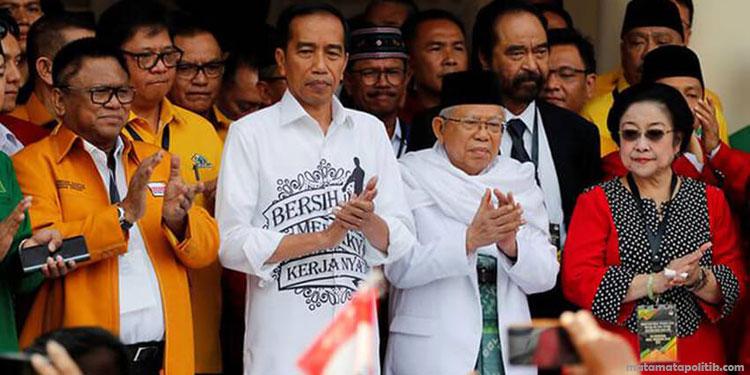 Sadar Keberhasilan Jokowi, Kepala Daerah Ramai-ramai Mendukung
