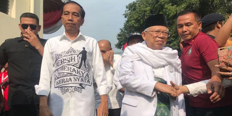 Politik Merangkul PDI Perjuangan dan Jokowi