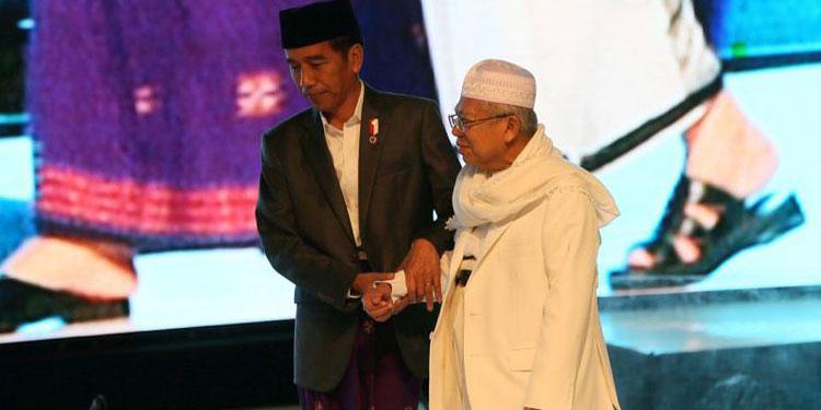 56 Persen Milenial Lebih Memilih Jokowi-Ma'ruf