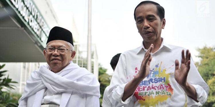 Jokowi: Pemilu Ajang Adu Gagasan dan Prestasi, Jangan Pakai Isu SARA dan Fitnah