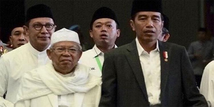 Survei LSI: Jokowi-Ma'ruf Unggul dari Prabowo-Sandiaga di Kalangan Pengguna Medsos