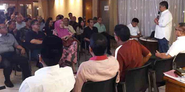 Menangkan Jokowi-Ma'ruf, Parpol dan Relawan Harus 'Krek'